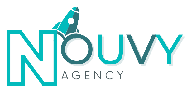 logo nouvy agency